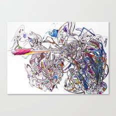 Magic, Miracles, and Fairy Tales Canvas Print
