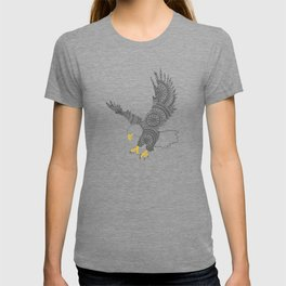 Eagle Circle Art T-shirt