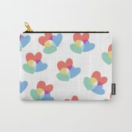 RGB love Carry-All Pouch