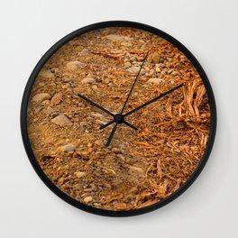 rocas Wall Clock