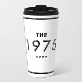 1975 English rock band Travel Mug