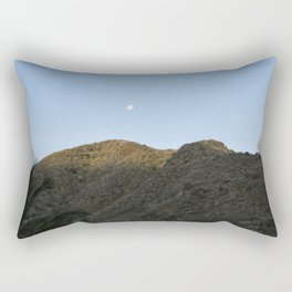 The other side of the dawn Rectangular Pillow