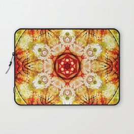 Mandalas from the Depth of Love 8 Laptop Sleeve
