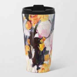 Roses au réveil Travel Mug