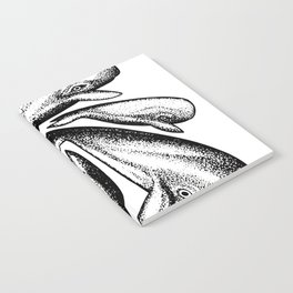 WHALE TALES Notebook