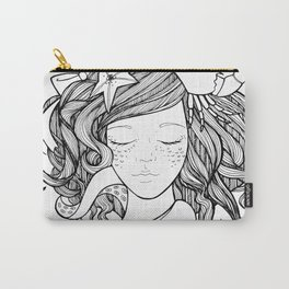 Mermaid Darling Carry-All Pouch