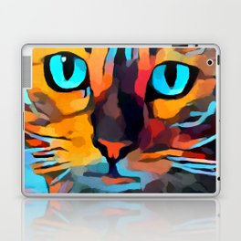 Cat 10 Laptop & iPad Skin