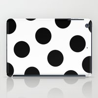 polka dot iPad Cases featuring Polka Dot by JiaMiin Berglund
