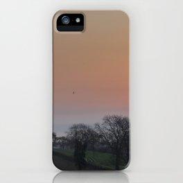 Spring Sunrise iPhone Case