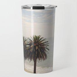 Palms on the Beach Travel Mug