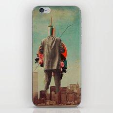 Cervantes iPhone Skin