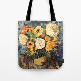 Tin Can Studio Floral #3 Tote Bag