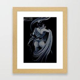 The Godess  Framed Art Print