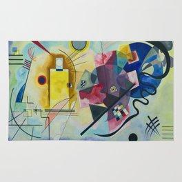 Wassily Kandinsky Geometric Composition Rug
