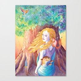 Anstice Canvas Print