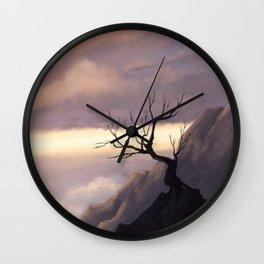 Ray of Light 1 Wall Clock