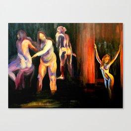 Grace(s) Canvas Print