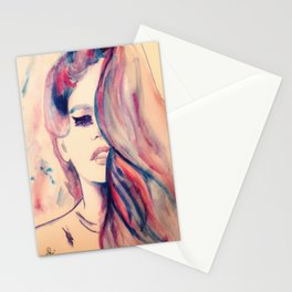 Touched Stationery Cards