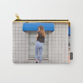 TiCKET BOOTH Carry-All Pouch