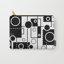 Circles And More Carry-All Pouch