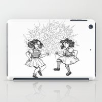dancing iPad Cases featuring Dancing by Required Animals