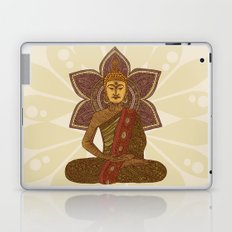 Sitting Buddha Laptop & iPad Skin
