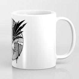 Noisy raven Coffee Mug