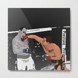 Cain Velasquez vs JDS Metal Print