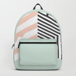 Mint Room #society6 #decor #buyart Backpack