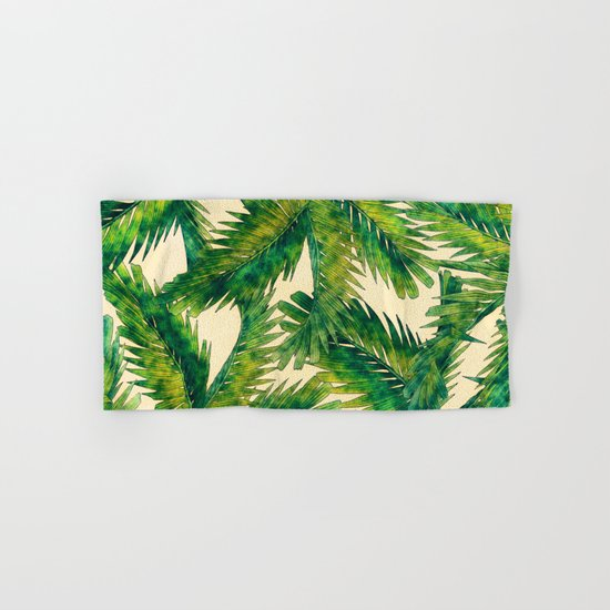 Palms Hand & Bath Towel