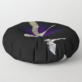 Reflections on Elegance... Floor Pillow