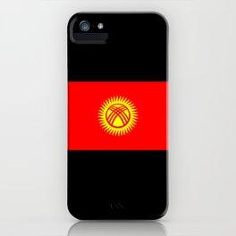 Kg Flag iPhone Case