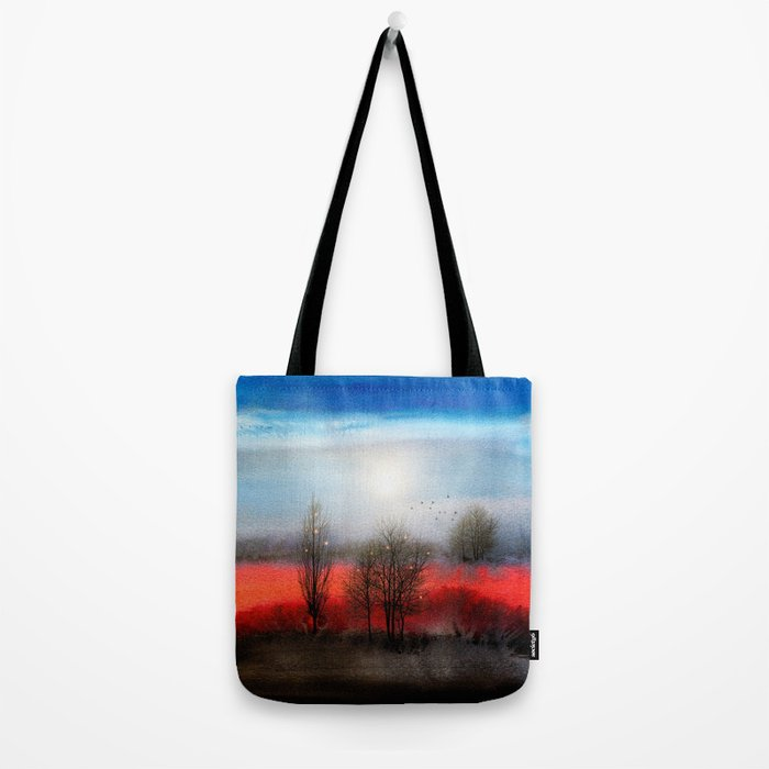 Calling The Sun X Tote Bag