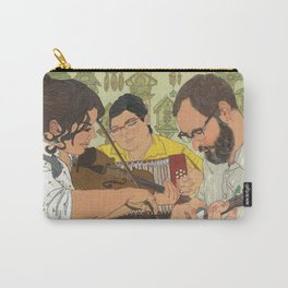 Old Time Friends Carry-All Pouch
