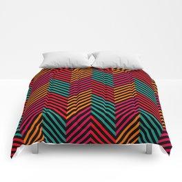Optical Dilemma Comforters