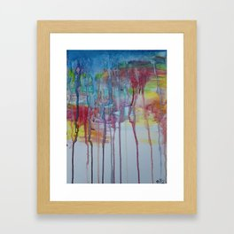 The Present, Greater Glory Framed Art Print