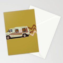 Keepin' it Movin' Stationery Cards