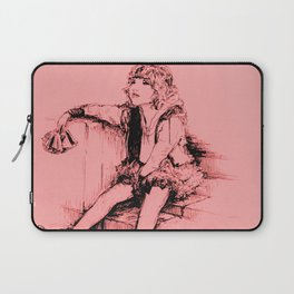 Just An Itch Laptop Sleeve