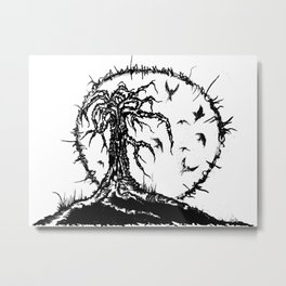 Wildlife Metal Print