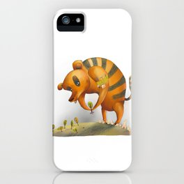 Bearger iPhone Case