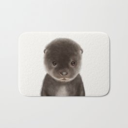 Baby Otter Bath Mat