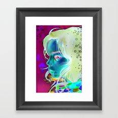 Volta Framed Art Print