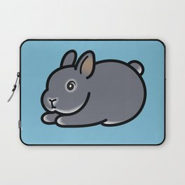 Netherland Dwarf Bunny Loaf Laptop Sleeve