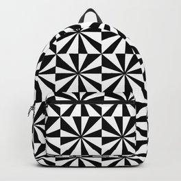 optical pattern 52 Backpack