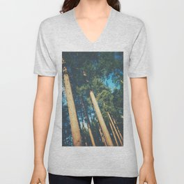 Reach for the Sky Unisex V-Neck