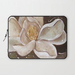 Floating Magnolia Laptop Sleeve