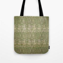 """William Morris """"Brer rabbit"""" 4. Tote Bag"""