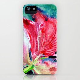 Tulips #4 iPhone Case