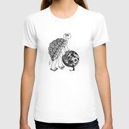 Woman. T-shirt