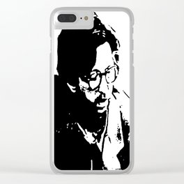Eric Clapton Clear iPhone Case